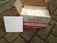 44 White Wall Tiles for sale