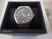 MARK JACOBS MANS WATCH,