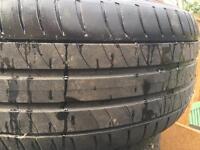 215 55 R 16 Michelin Tyre