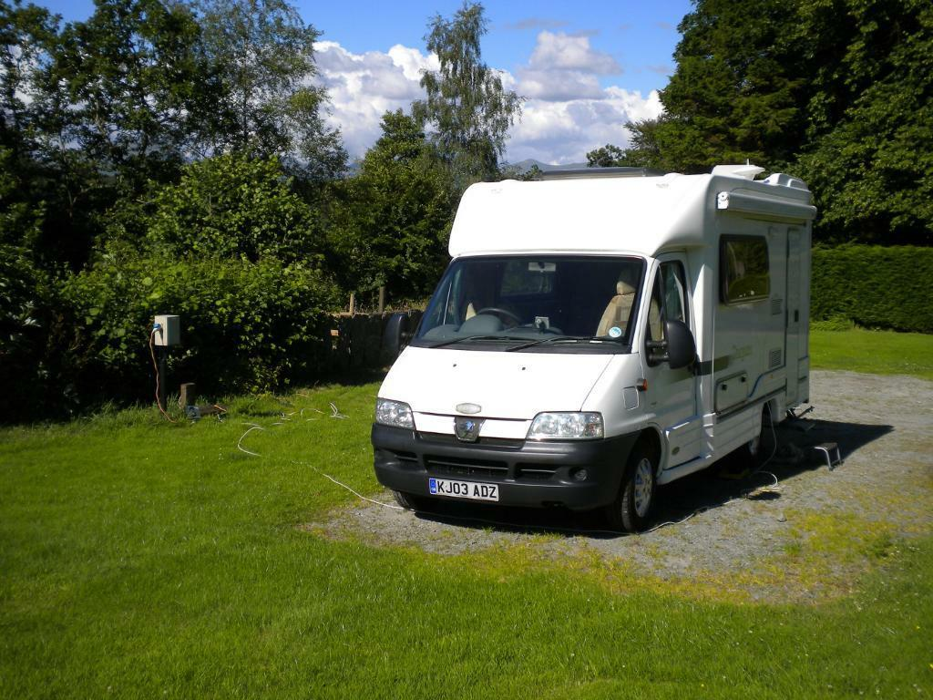 Perfect 2004 CITROEN AUTOCRUISE 4 BERTH MOTORHOME  United Kingdom  Gumtree