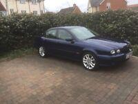Jaguar x type 3.0l sport
