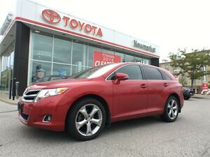2014 Toyota Venza ONE OWNER - ACCIDENT FREE - AWD