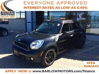 2011 MINI Cooper S Countryman AWD/Sunroof/Heated Seats/