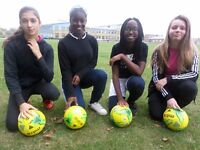 Girl Football players - Under 15/16s - Bexley Borough area - New team being formed - players Wanted