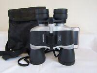 Binoculars - Traveller - 8-24x50 - Zoom 78m/1000m - With Case & Lens Caps