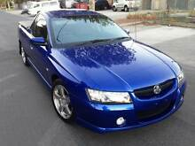 2005 Holden Commodore VZ STORM Ute 6spd manual Lalor Whittlesea Area Preview