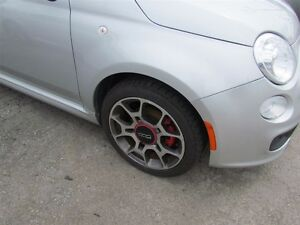 2012 Fiat 500 Sport * LEATHER * POWER ROOF London Ontario image 7