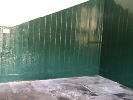 Original tongue & groove paneling from 2 x 1880 stables in good condition