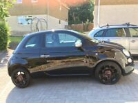 Well loved Fiat 500 2012 Street Special Edition. Low Mileage. Good condition