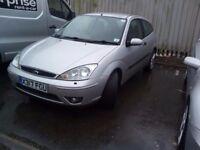 Ford focus spaire or repair £300