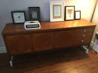 Retro/vintage teak sideboard SOLD SUBJECT TO COLLECTION