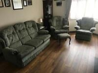 3-1-1 Sofa and Armchairs