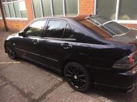 Lexus is200 sport in black