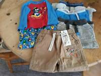 Toddler Boys Clothes Bundle. Size 1 year 1/2 to 2 years