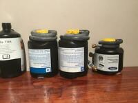 7 assorted tyre repair sealant £15 for the lot