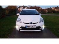 (UK Prius)-- 2015 Toyota Prius 1.8 VVT-i - Hybrid T3 CVT -- 43000 Miles -- Part Exchange OK -- PCO
