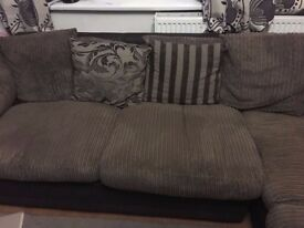 "Corner Sofa DFS ""Infinity """