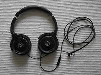 Audio Technica ATH-WS-55i headphones