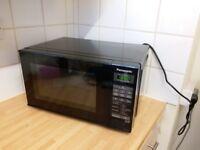 Black Panasonic NN-E281MM Microwave Oven