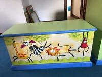 Toy box for sale