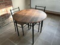 4x seater table and chairs BRAND NEW