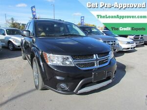 2012 Dodge Journey R/T | AWD | LEATHER | ROOF | ONE OWNER
