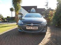 Excellent condition Feb 2013 Vauxhall Astra 1.4 i VVT 16v SRi 5dr - only 31,000miles
