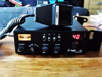Ham International major M588 am/fm/ssb transceiver