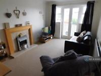 2 bedroom flat in Spindle Court, Mansfield, NG19 (2 bed)