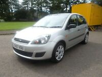 Ford Fiesta STYLE CLIMATE 1.4 e/57r/ 82k/5 d/Long M.O.T 03.2017/VGC/