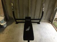 Olympic bench weightlifting bench new!! RRP £200