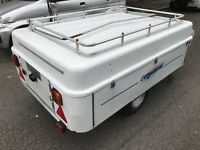 Lovely little comanche arizona caravan trailer TENT - Brillaint condition inside and out NO rips