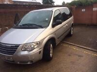 Chrysler voyager se 2.5 crdi 55 plate 7 seater motd very good runner £850