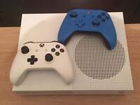Xbox One S Console 1TB with extra controller