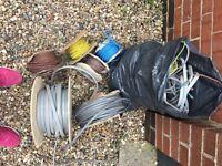 Scrap Elecrical Copper Cable