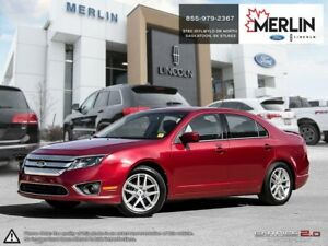 2011 Ford Fusion SEL 2.5L I4 PST PAID