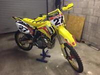 Rm 250 2008