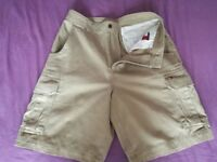 Tommy hilfiger cotton cargo shorts