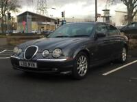 JAGUAR S-TYPE 3.0 V6 SE AUTOMATIC*£999*LONG MOT*SUNROOF*GREY*PX WELCOME*DELIVERY