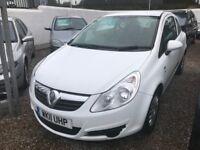 Vauxhall Corsa 1000cc petrol * Reduced *