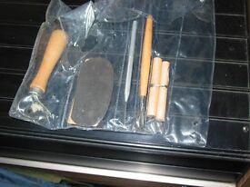 Pottery equipment