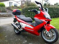 GILERA 500 NEXUS SPORTS SCOOTER