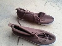Top man shoes size 43 new