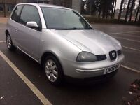 Seat Arosa 1.4 Petrol Automatic With Low Mileage/Long MOT