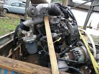 FORD TRANSIT BANANA ENGINE PARTS SPARES OR REPAIRS £100 ON PALLET. MAKE ME AN OFFER!!