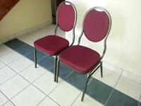 Banquet and Church Chairs for sale