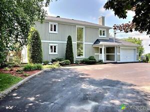 488 000$ - Maison 2 étages à vendre à St-Paul-D'Abbotsford