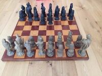 Antique chess for sale