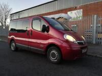 2008 Nissan Primastar/Vivaro/Trafic - Factory Minibus - Top Spec - Excellent Condition