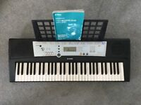 Yamaha YPT-200 Keyboard - Good condition, barely used